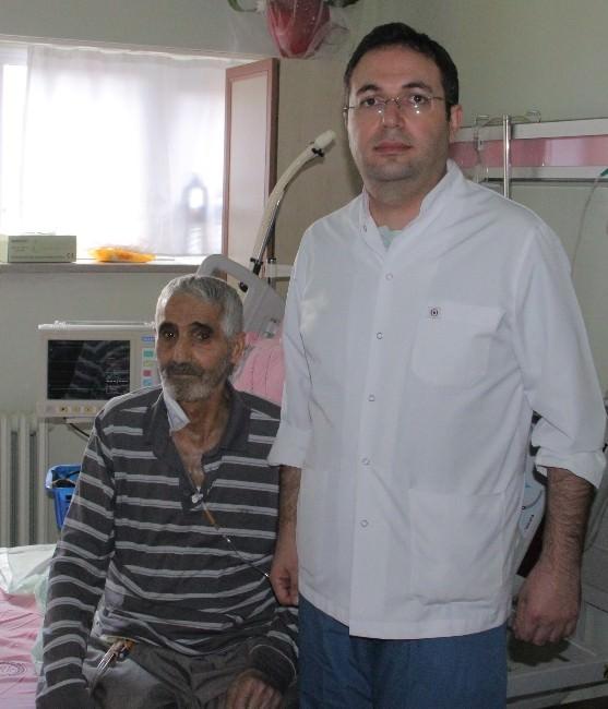 Nakil Sırasına Başvurduğu Gün Yapılan Karaciğer Nakliyle Hayata Tutundu