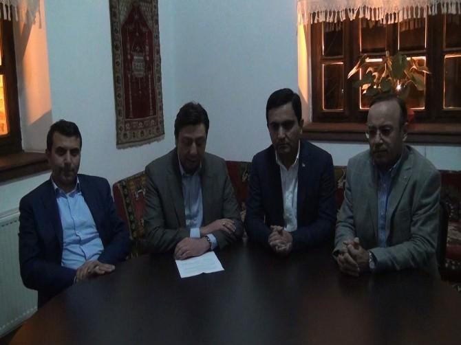 AK Partili Vekillerden Fotoğraf Açıklaması