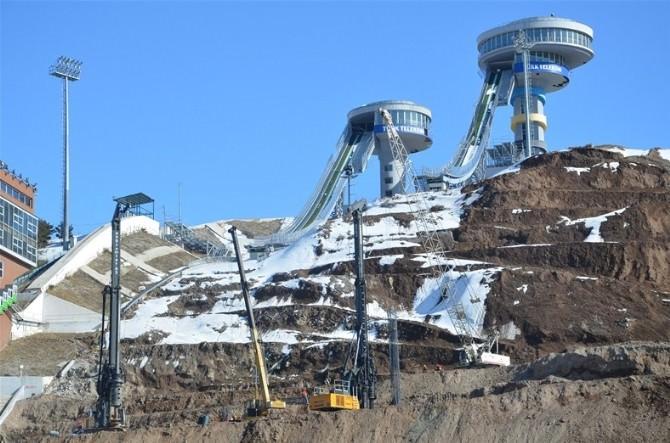 Atlama Kuleleri Önümüzdeki Yıl Yeniden Hizmete Girecek