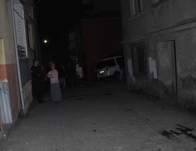 Giresun'da Ahşap Binada Çıkan Yangın Korku Dolu Anlar Yaşattı