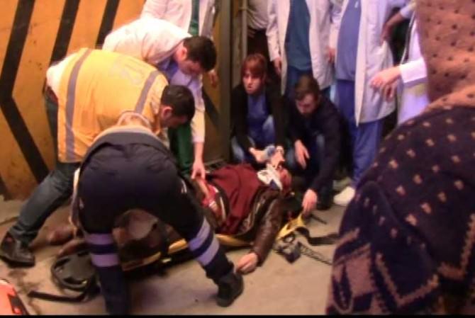Giresun'da İş Kazası: 1 Ölü