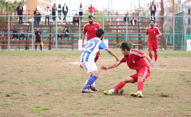 Kepez Belediyespor Şampiyonluk Maçında