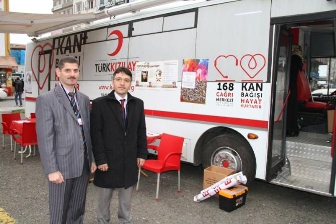 Rize Müftülüğü'nden Kan Bağışı Kampanyası
