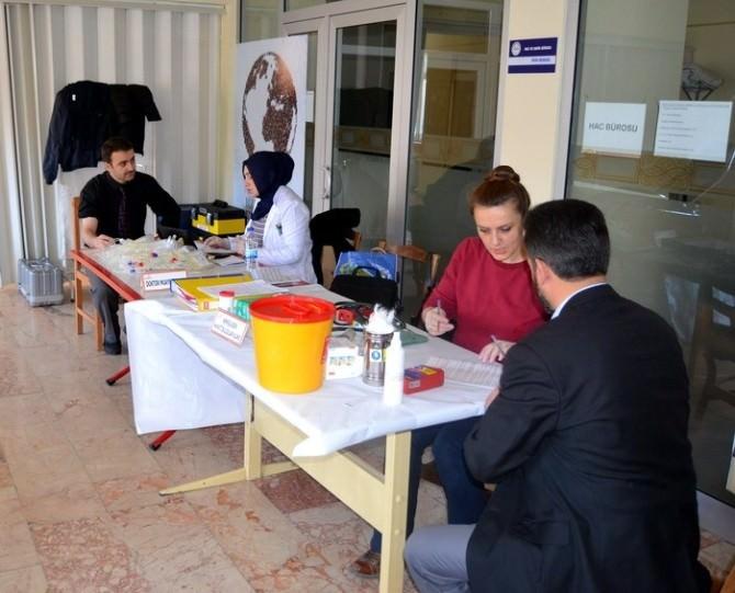 Kutlu Doğum Haftasında Kan Bağışı Kampanyası
