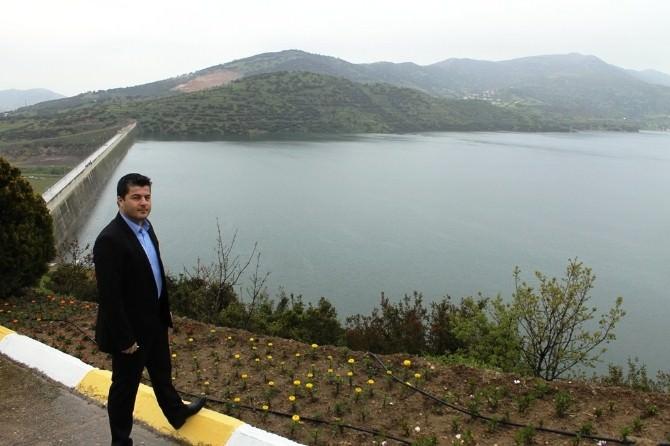 Yağışlar İzmir'deki Barajlardaki Doluluk Oranlarını Artırdı