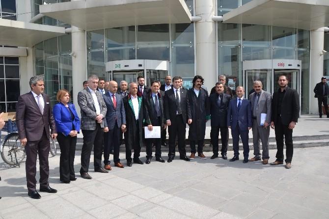 MHP'den İl Seçim Kuruluna İtiraz Dilekçesi