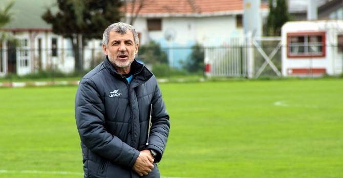 """Erhan Altın: """"Dersimiz Gaziantep"""""""