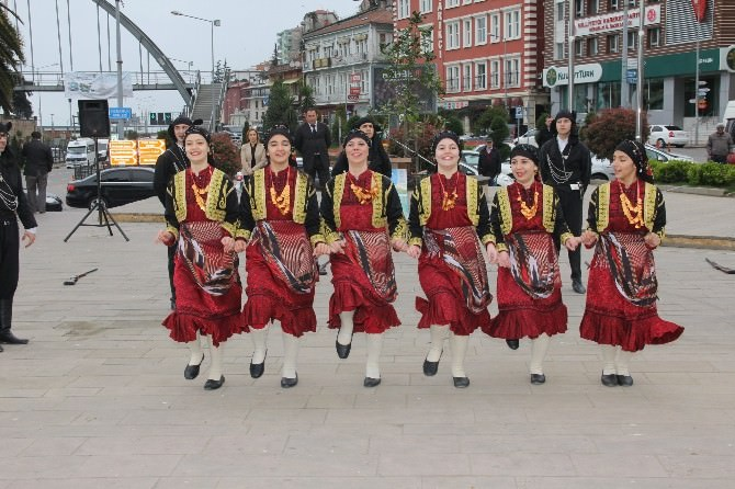 Giresun'da Turizm Haftası Etkinlikleri