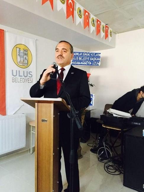Ulus Belediye Başkanı Uzun'un Kutlu Doğum Mesajı