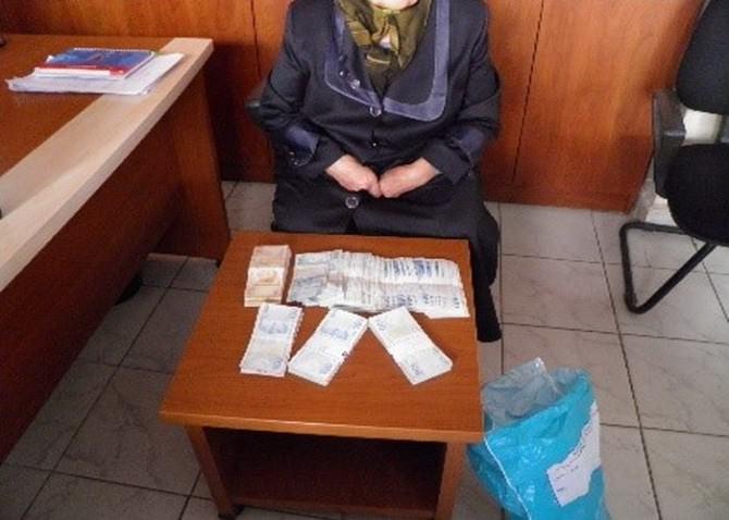 Uşak'ta Sahte Polise Gerçek Polis Engeli
