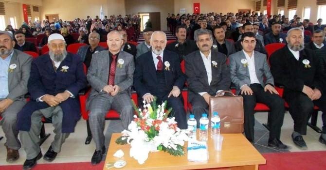 Müftü Arvas'tan Din Görevlilerine Kutlu Doğum Konferansı