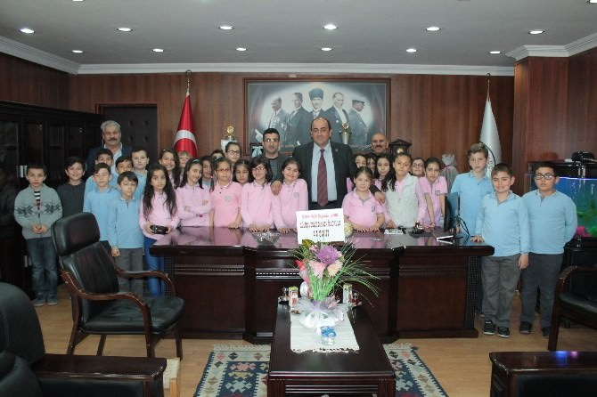 Demirtaş, Öğrencilere Belediyeciliği Anlattı