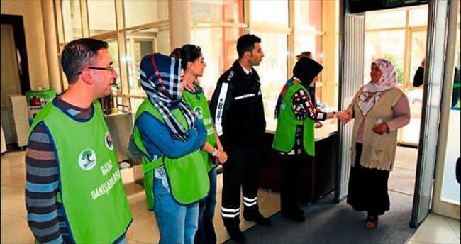 'Kent Gönüllüleri' takdir topluyor