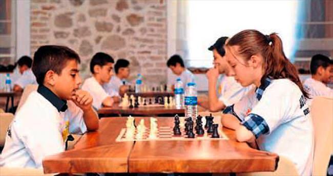 Ulucanlar Müzesi'nde satranç turnuvası