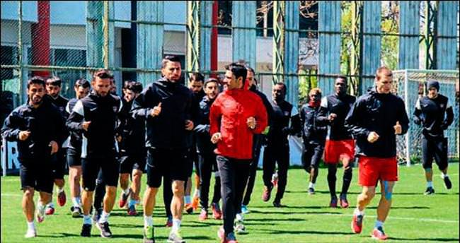Gaziantepspor-Torku Konyaspor maçına doğru