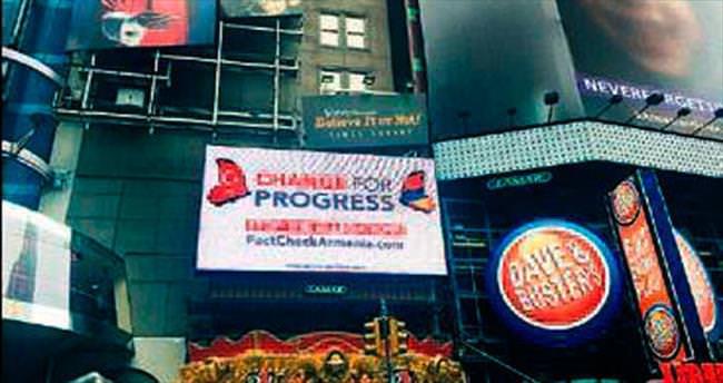 ABD'de, iddialara karşı kampanya