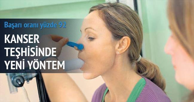 Mide kanseri riskini anlamak için nefes testi