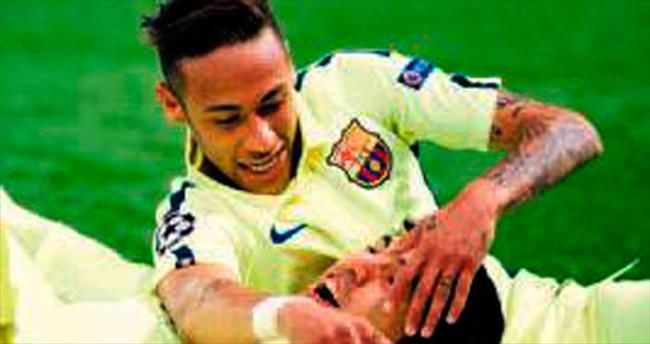 Paris'i Suarez 'Barça'ladı