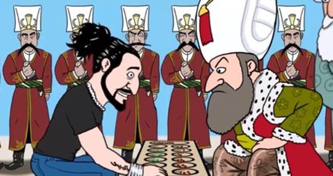 Bilinen ilk zeka oyunu belgesel oldu