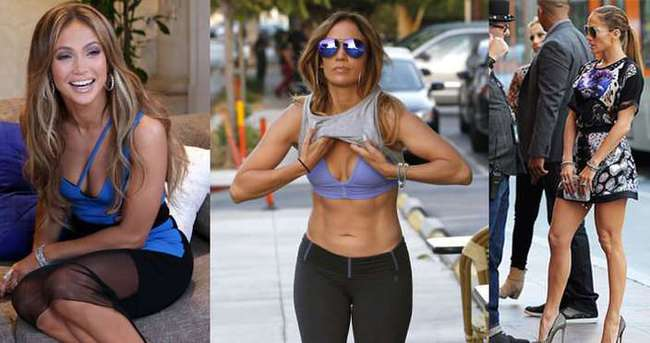 Jennifer Lopez'in mucize içecek tarifi