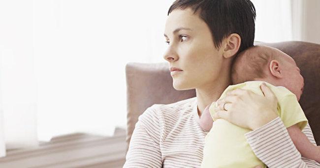 Doğum sonrası depresyona Refleks Terapi