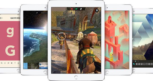 Apple, iPad'lerde değişiklik yapacak