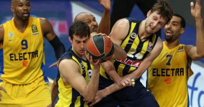 Fenerbahçe Maccabi'yi dağıttı!
