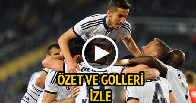 Fenerbahçe—Mersin İdmanyurdu!