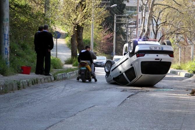 Bursa'da Faciaya Ramak Kaldı...