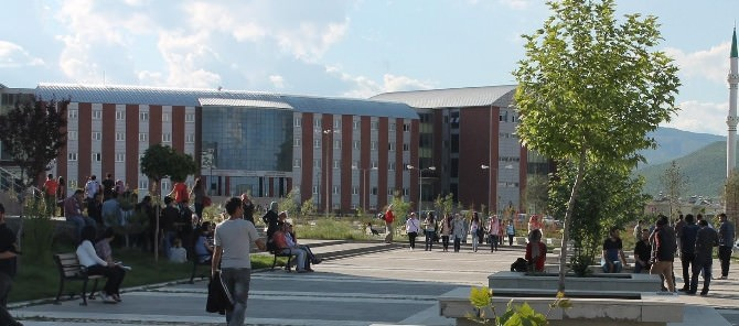 BÜ, Bölge Ülkelerdeki Üniversitelerle Bilimsel Çalışmalar Yapıyor