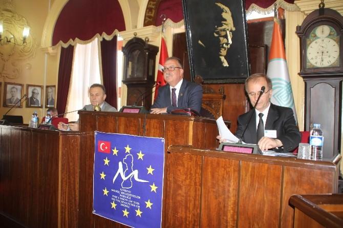 Meriç Belediyeler Birliği'nde Gürkan Dönemi