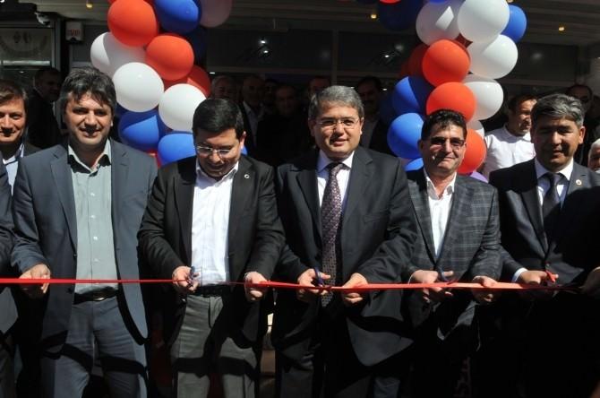 Nur Pastanesi'nin 88'inci Şubesi Kuzeyyaka'da Açıldı