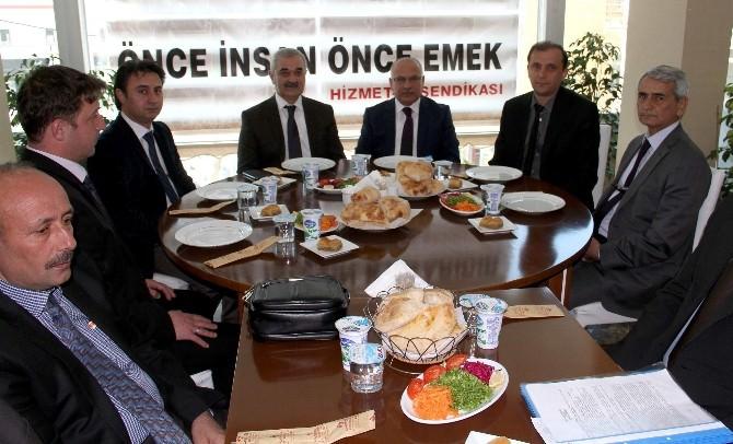 Osmancık Belediyesi'nde Toplu-iş Sözleşmesi İmzalandı
