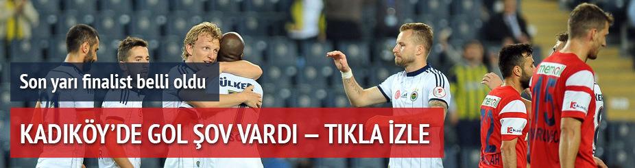 Fenerbahçe, Mersin İY maçı özeti ve golleri izle — Video