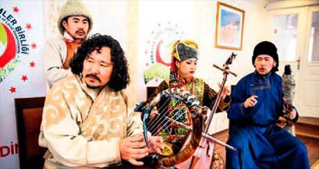 Moğol arpı başkentte dile gelecek