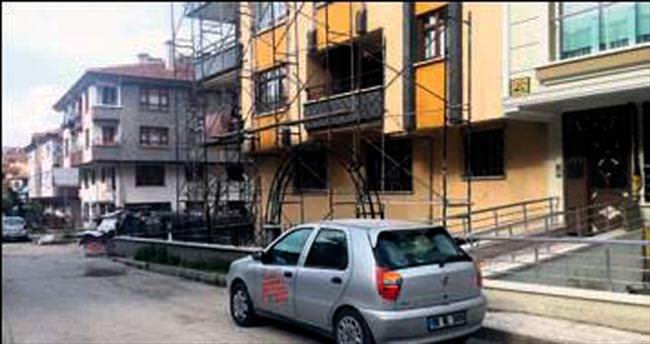Mamak'ta park kavgası: 3 yaralı