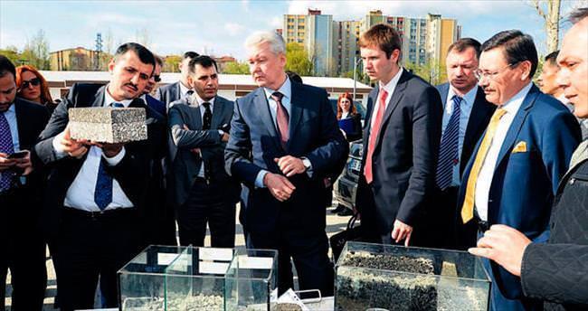 Sobyanin'den dev projelere tam not