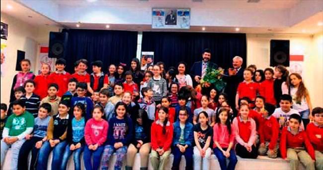 'Kutlu Doğum Haftası'nda miniklerden anlamlı etkinlik