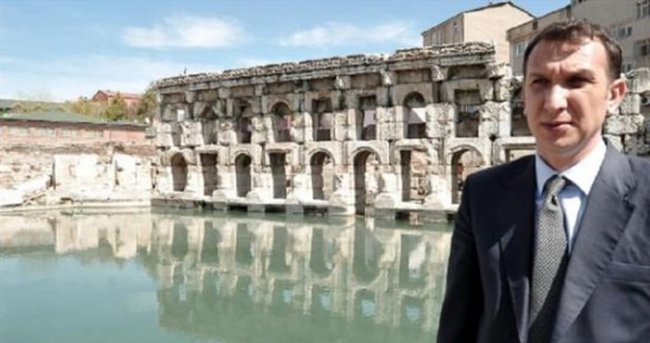 Tarihi Roma Hamamı tarihe ışık tutuyor