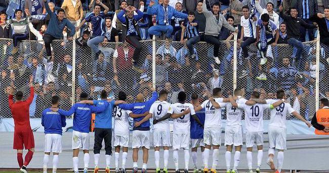 Adana Demirspor, 3 Büyükler'le yarışacak