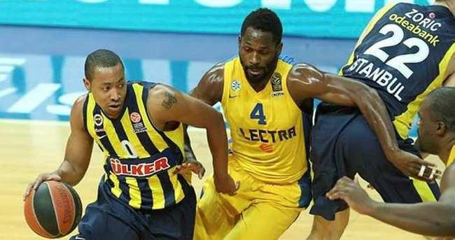 Fenerbahçe Ülker evinde de kaybetmiyor