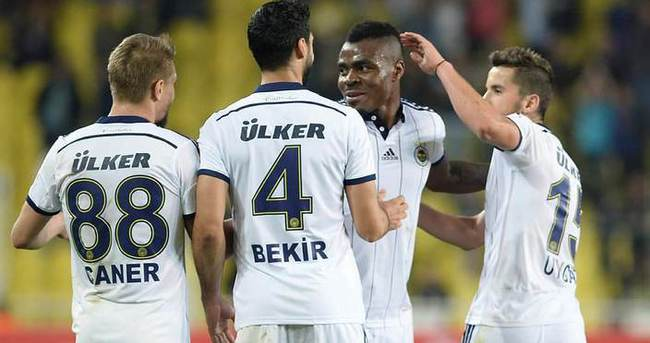 Fenerbahçe vites yükseltti