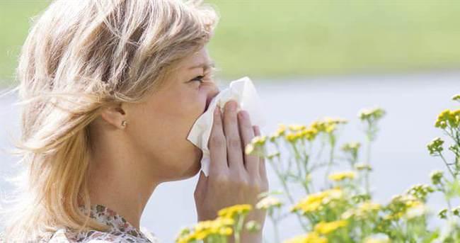 Allerji ciddi bir sağlık sorunu