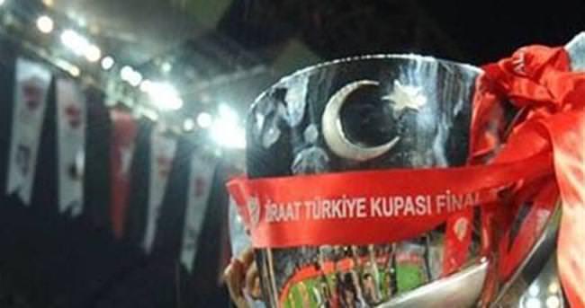Türkiye Kupası yarı final programı açıklandı!