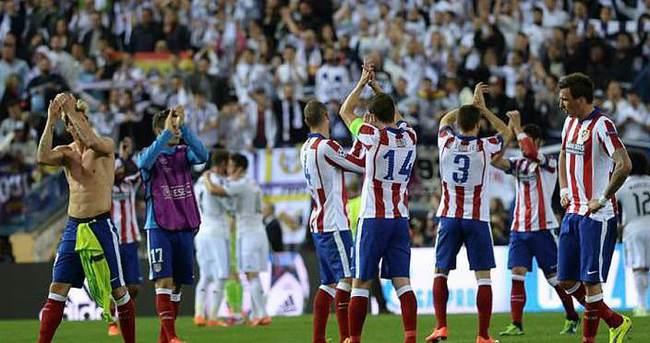 Atletico Madrid taraftarları Deportivo maçına gitmeyecek