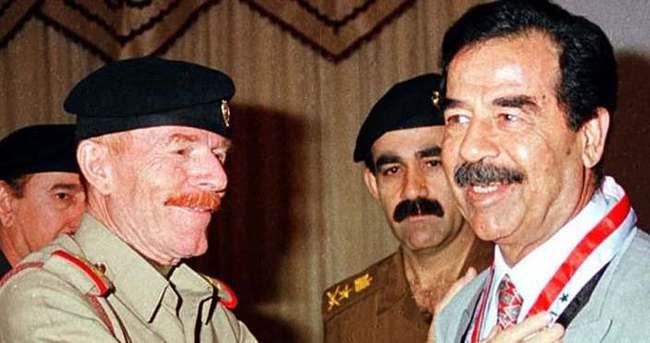 Saddam Hüseyin'in yardımcısı Duri öldürüldü
