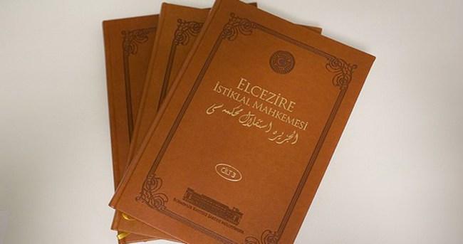 İstiklal Mahkemelerinin belgeleri açıklanıyor