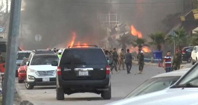Erbil'deki bombalı saldırıda 2 Türk öldü