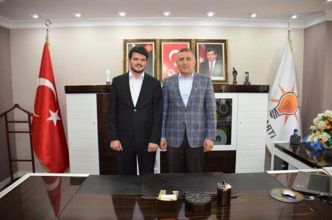 AK Parti Konya İl Gençlik Kolları Başkanı Çelik Oldu