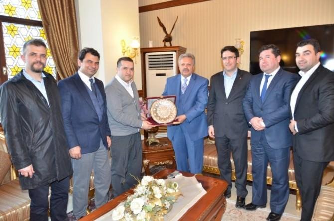 Yaratıcı Zihinler Ekibi Erzincan'da